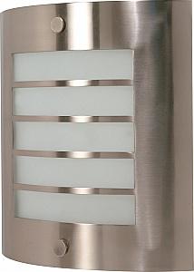 Nuvo Lighting 60 944 1 Light 18w Fluorescent Brushed Nickel Vanity And Wall Fixture Iqlightingfixtures